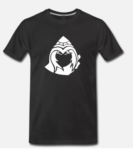 Marškinėliai Ashe League of Legends
