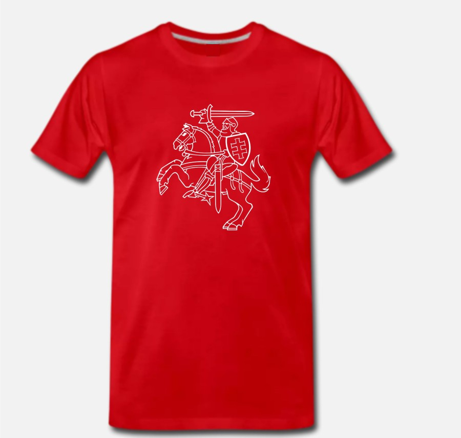 Marškinėliai Vytis
