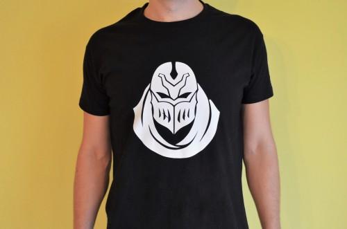 Marškinėliai Zed League of Legends