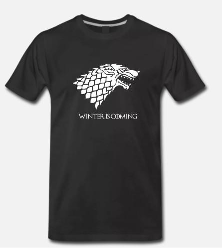 Marškinėliai Winter is coming